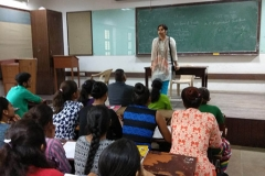 Lecture on BFSI Course