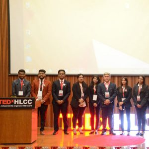 H L College of Commerce TEDx