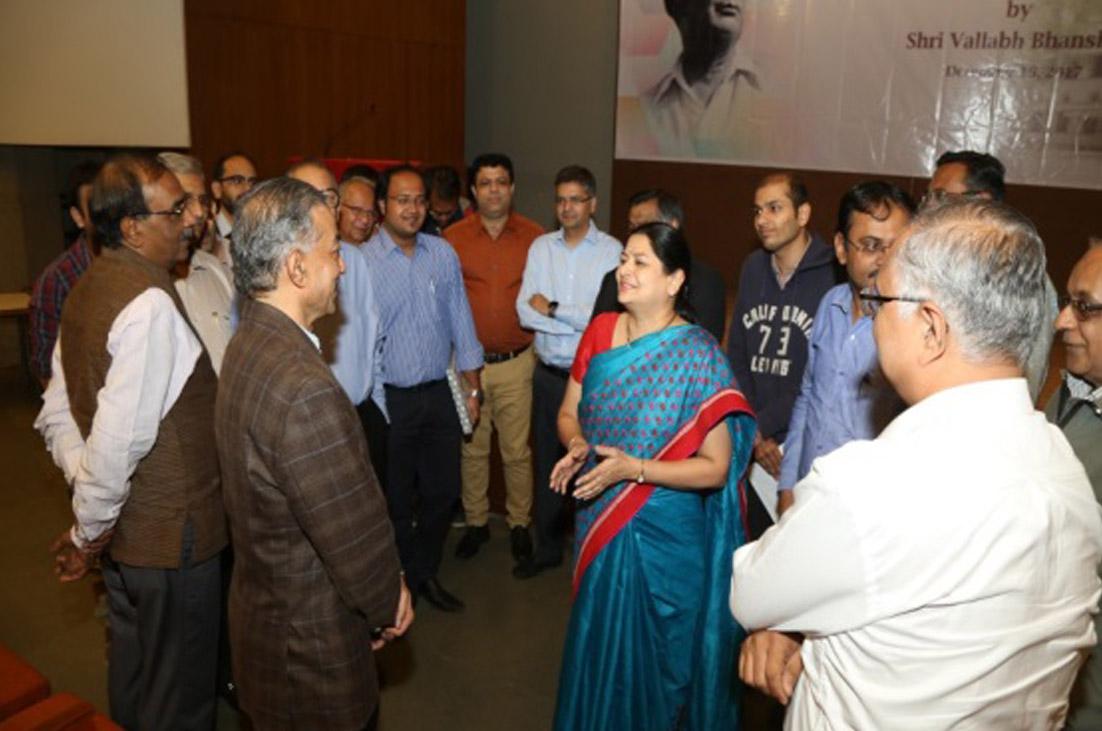 Late Principal S V Desai Memorial Lecture